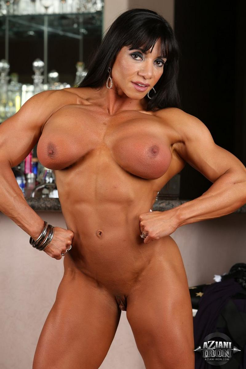 Hot girls bodybuilders nude think
