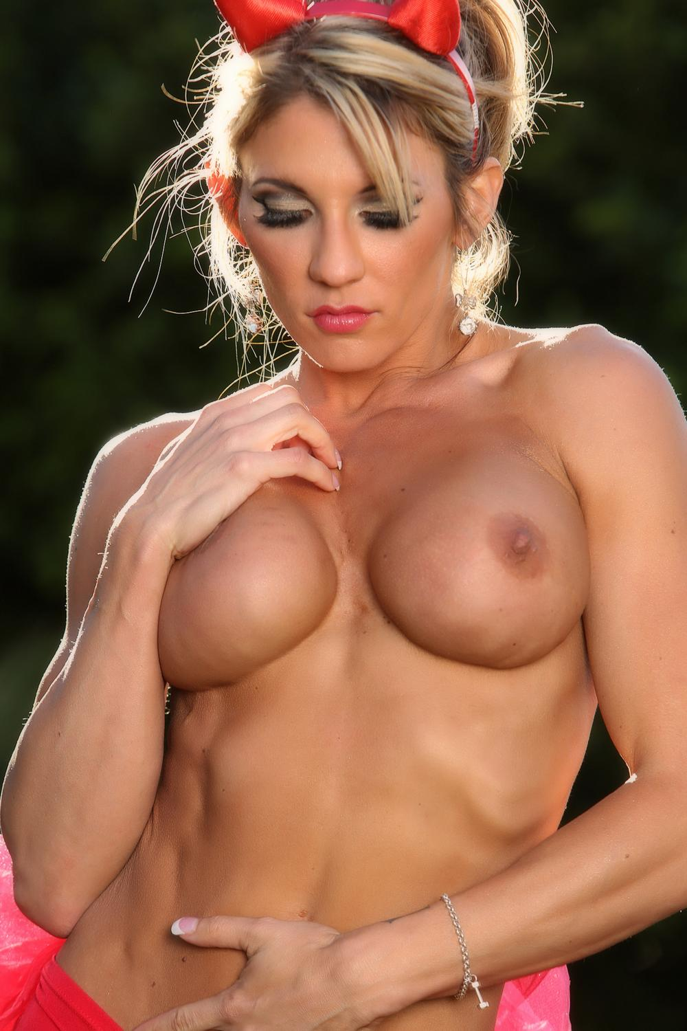 Abby marie muscle nude
