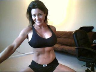 MsFitnessFreak webcam