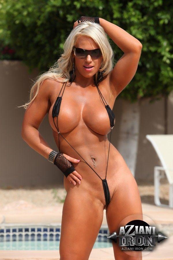 Men micro bikini muscle
