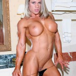 nude female bodybuilder photo