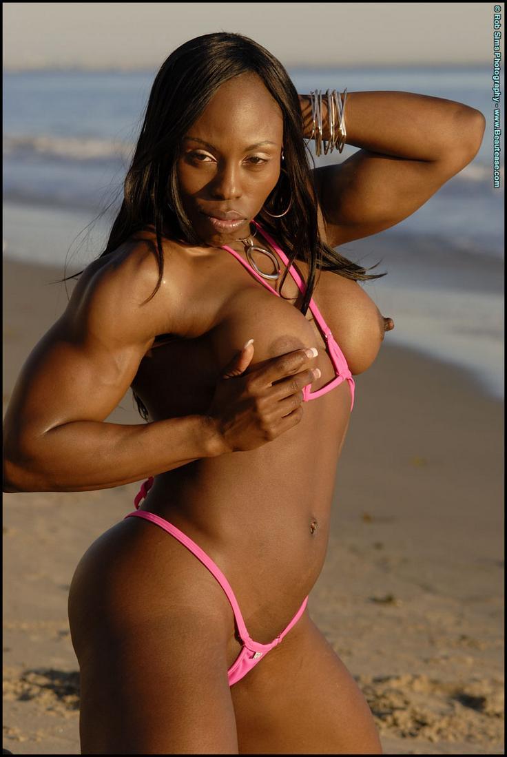 Bodybuilder Women SEX