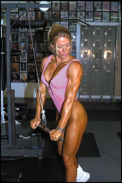 sexy photos of female bodybuilder debbie muscle girls