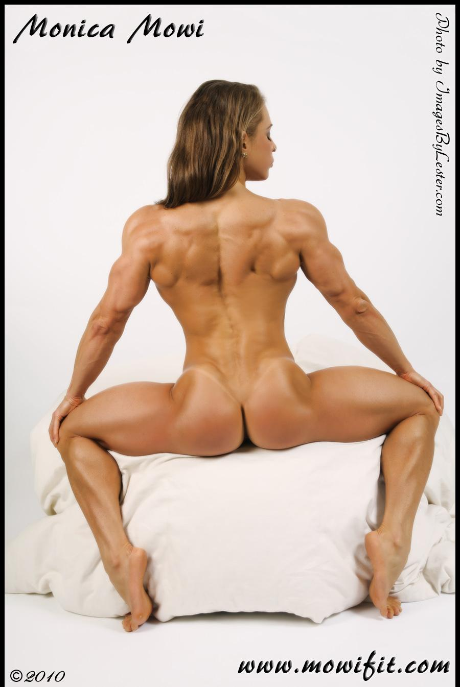 from Braylen women muscle nude butt