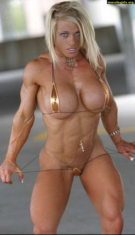 Share your Sexy female bodybuilders nude opinion