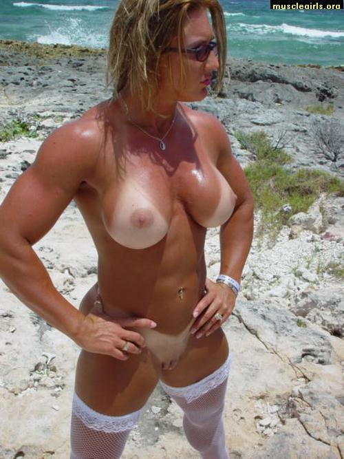Healthy! Florida nude women tan lines