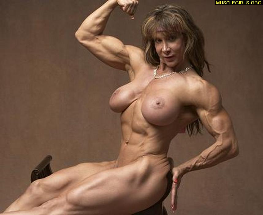 Braziian nude female bodybuilder remarkable, this