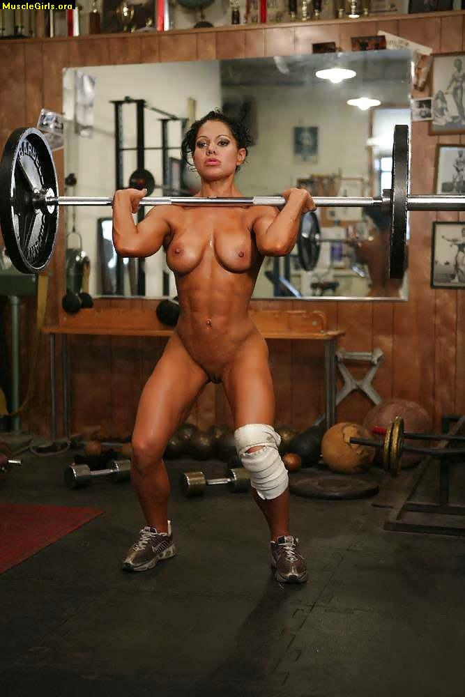 Free Muscle Woman Pics - Sexy Nude Female