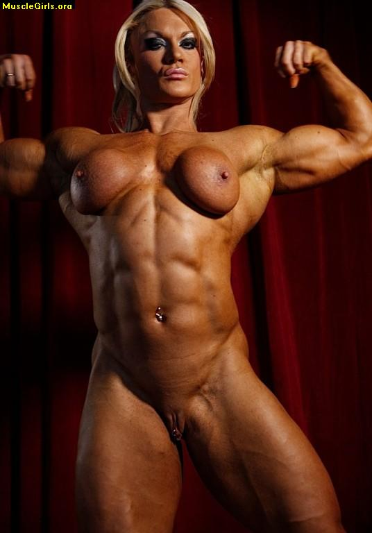 Teen nude muscle girl