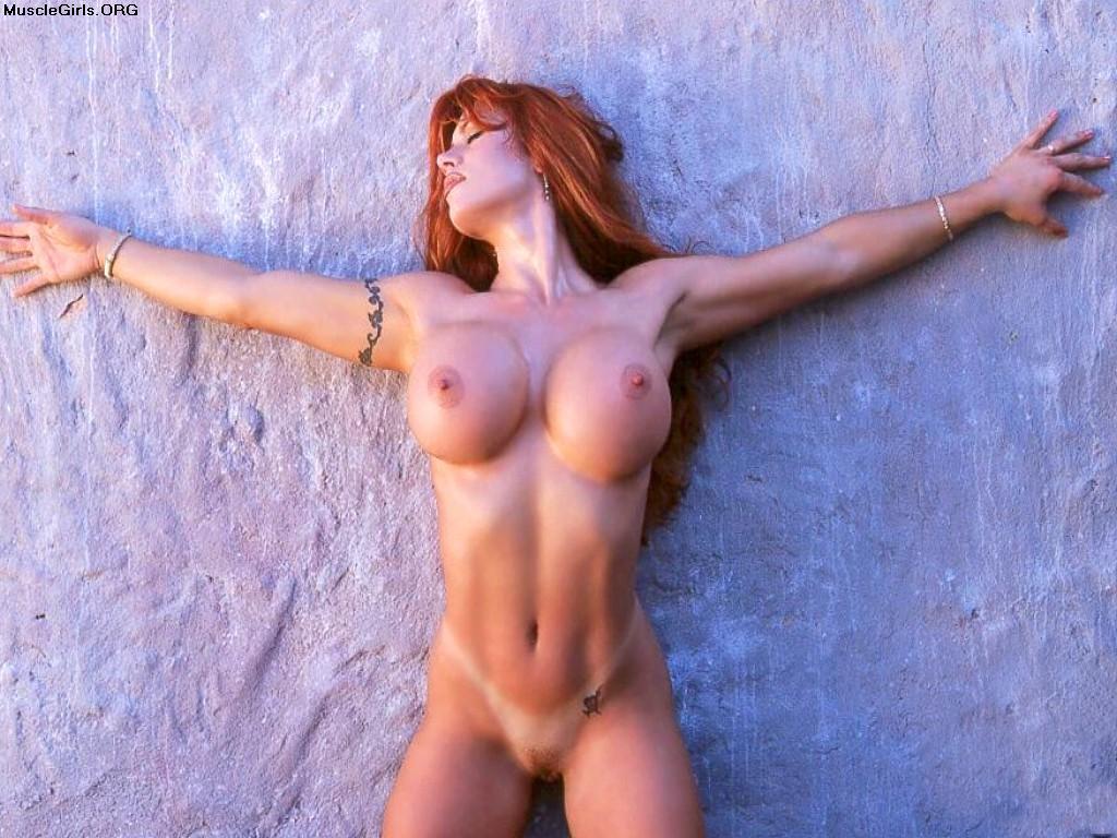 Wwf girls nude