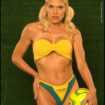 Sazzy Lee Varga nude soccer