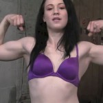 Amateur muscle girl + new site