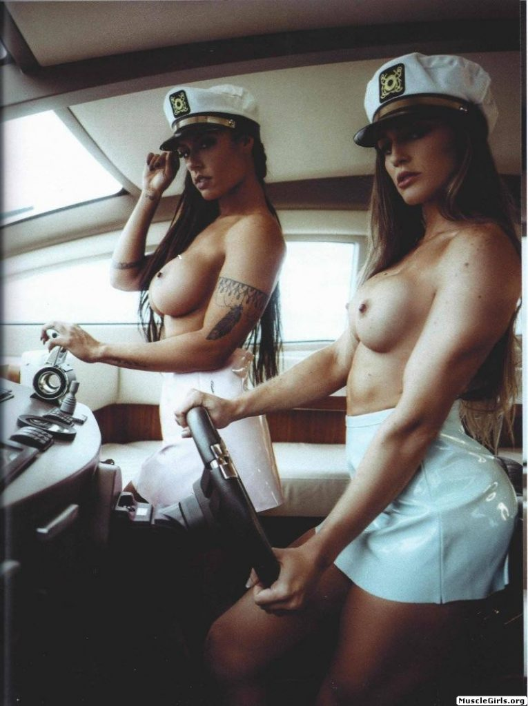 girls of pro wrestling nude