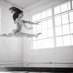 Aly Raisman nude mid air split