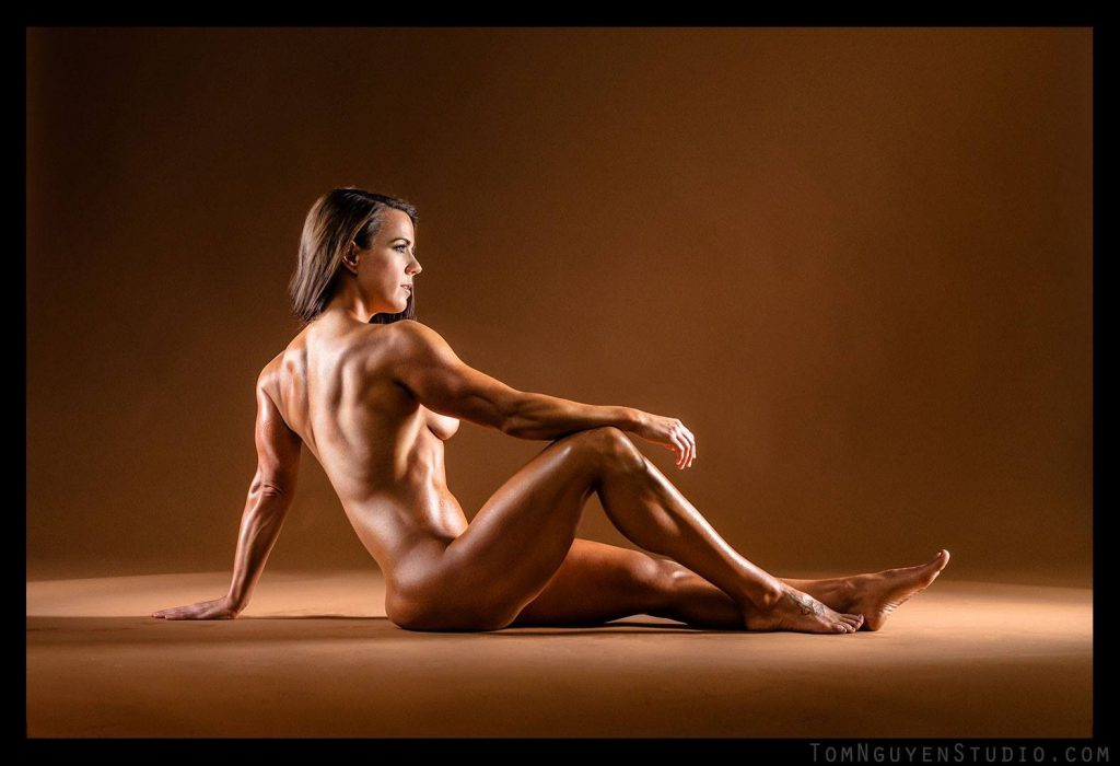 bethany nelson posing nude