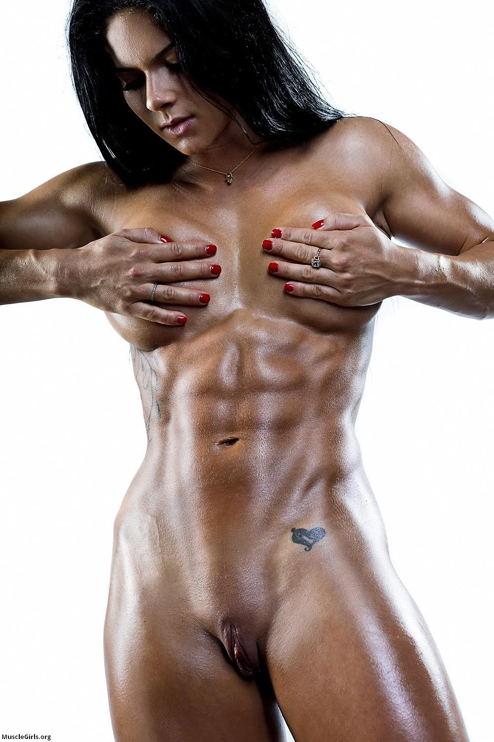 Commit naked female body builders gettin fucked