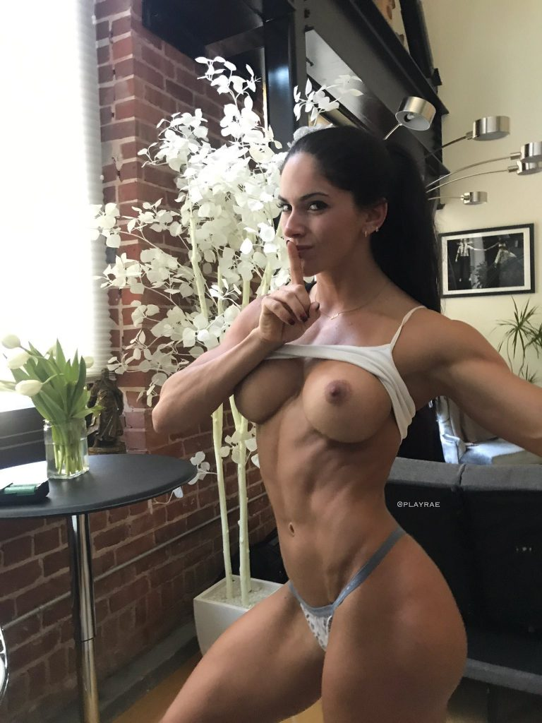 Naked female bodybuilders ashlee chambers wildkat get fucked 5