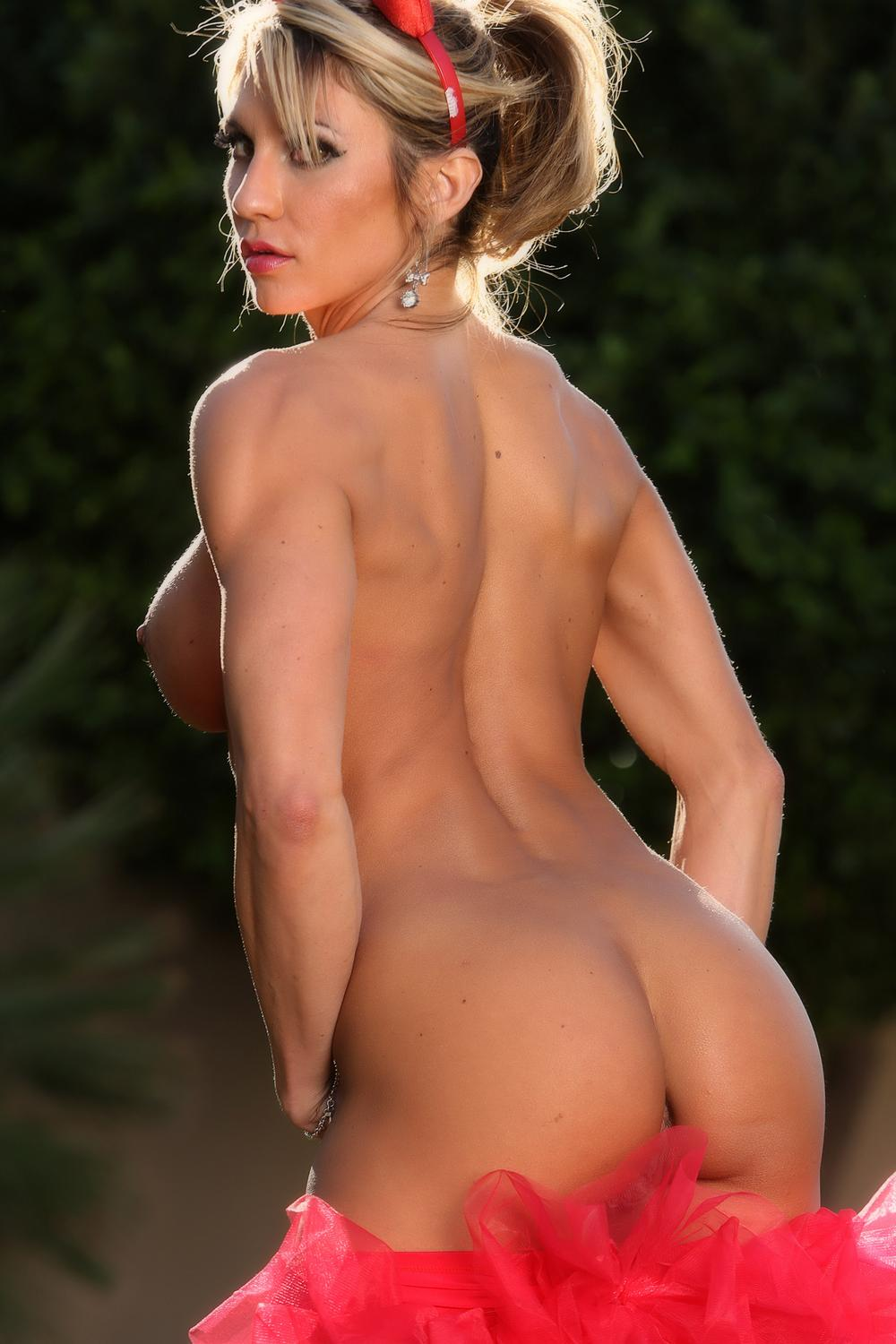 abby marie wolf naked