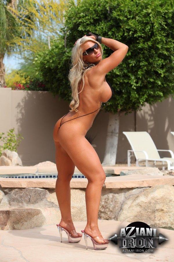 Megan avalon nude Megan Avalon Nude Muscle Babe4 Muscle Girls