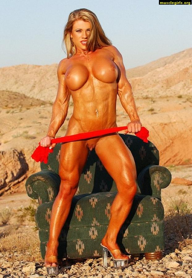 Janice Ragain Nude Archives - Muscle Girls-1318