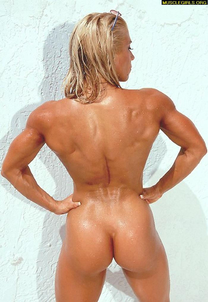 girls with muscular butts nude